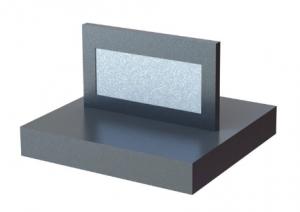3D fémnyomtatás - alátámasztatlan felület támaszanyaggal