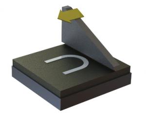 """3D fémnyomtatás - """"U"""" geometria, mint optimális geometria"""