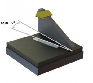 3D fémnyomtatás - vékony lemez optimalizált nyomtatása