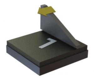 3D fémnyomtatás - optimalizált geometria, megfelelő orientációval ellátva