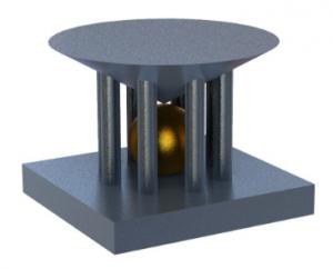 3D fémnyomtatás - több elemes szerkezetek nyomtatása
