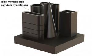 3D fémnyomtatás - DMLS technológiával készült munkadarabok